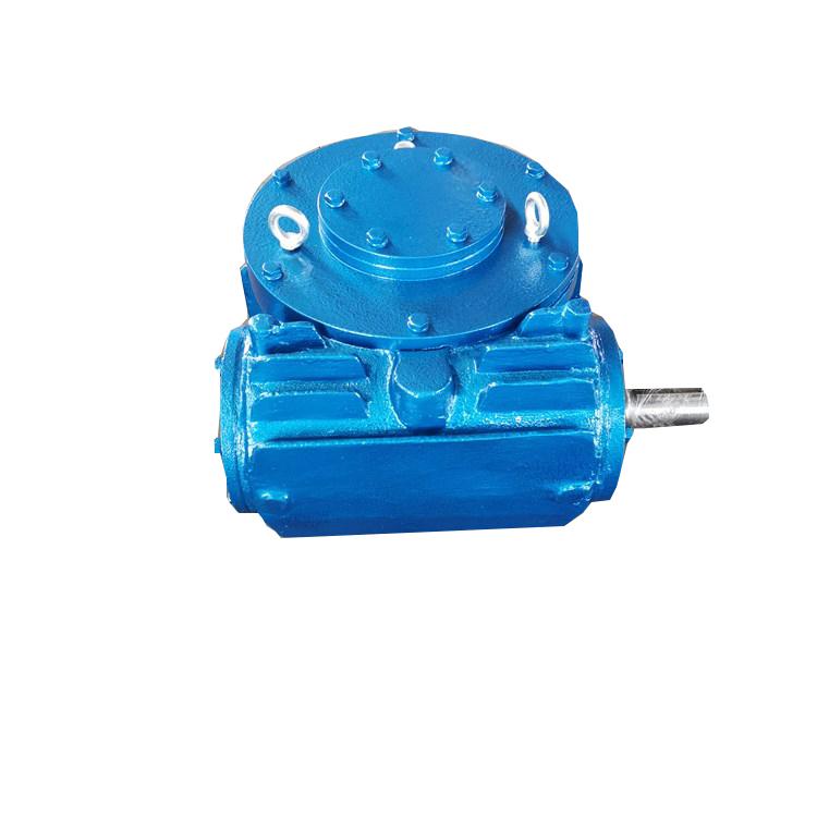 WHC180蜗轮蜗杆减速机