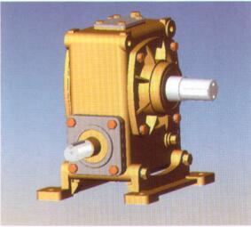 WD系列蜗轮蜗杆减速机