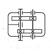 同轴式两级圆柱齿轮减速器形式,特点及应用