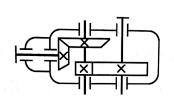圆锥-圆  柱齿轮  减速器的形式,特点及应用
