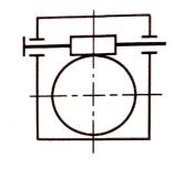 蜗杆在上置式蜗杆减速器的形式特点及应用