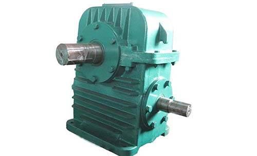 WHX280-40-II蜗轮蜗杆减速机