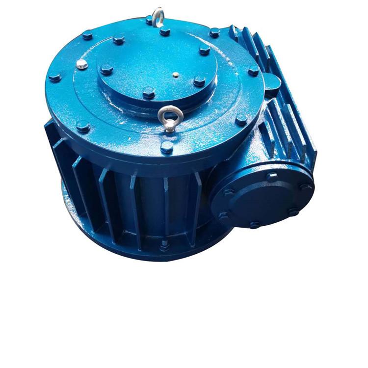 WHC180-40-2蜗轮蜗杆减速机