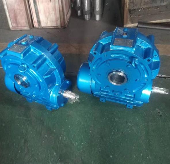 WHC180-40-1蜗轮蜗杆减速机生产