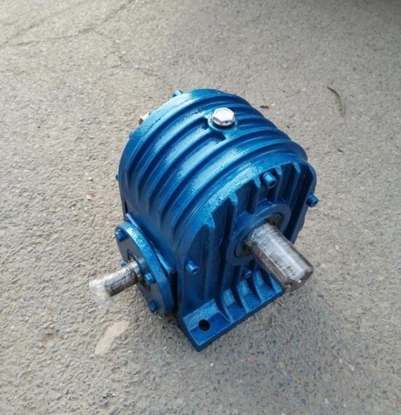 CWU80-6.3单入双出蜗轮蜗杆减速机