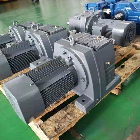 R137-80.91-Y15KW斜齿轮硬齿面减速机